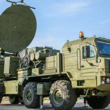 Российские комплексы «Самарканд» прикроют Беларусь