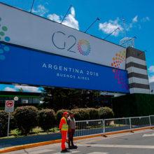Саммит G20 открывается в Аргентине