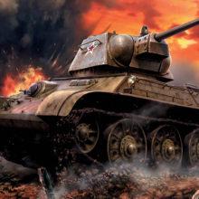 На Гомельщине найдены части легендарного танка Т-34