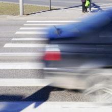 В Гомеле 19-летний водитель наехал на 17-летнюю девушку