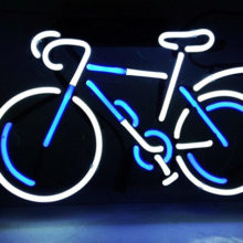 В Гомеле представят электронный фликер для велосипедистов