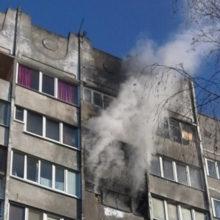 В Гомеле эвакуированы 6 человек в результате пожара