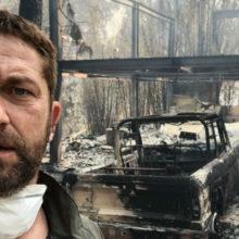 В Калифорнии сгорел дом Джерарда Батлера, под угрозой жилища Арнольда Шварценеггера, Гвинет Пэлтроу и Дженнифер Лопес