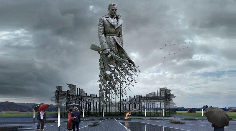 Во Ржеве построят мемориал