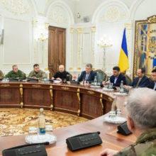 Военное положение в Украине сегодня — подробности