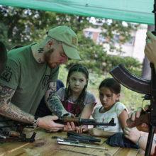 На Украине организуют детские лагеря националистов