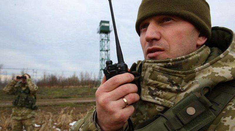 джип из Украины сбил пограничника