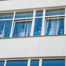 В Минске из окна школы выпала девочка