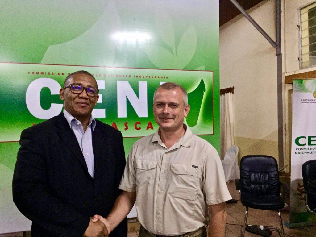 выборы в Мадагаскаре