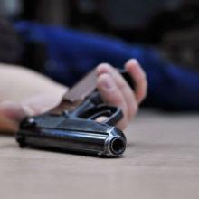 В Ошмянах застрелился пограничник