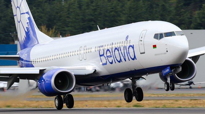 ЧП с самолетом «Белавиа»