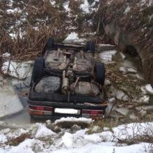 ДТП в Жлобине: BMW ушел под лед, погибло 2 человека