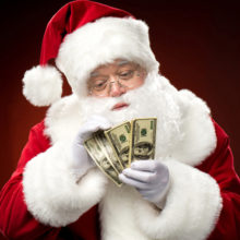 Дедам Морозам напомнили об уплате налогов