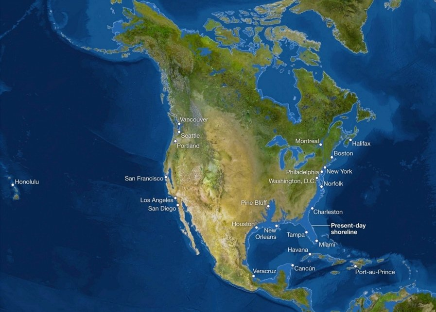 Для Северной Америки это обернется