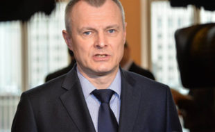 На МВД Беларуси совершен ряд нападений