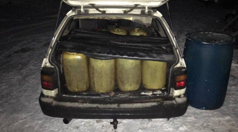 Раскрыта кража 176 литров топлива с карьерной техники