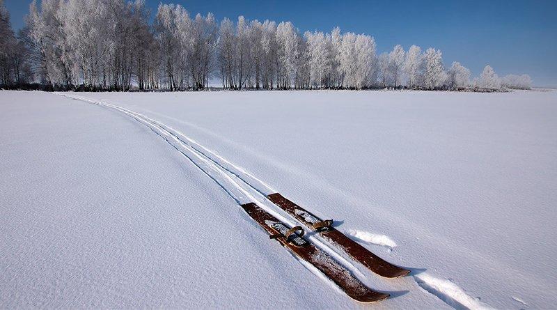 где в Гомеле можно покататься на коньках и лыжах