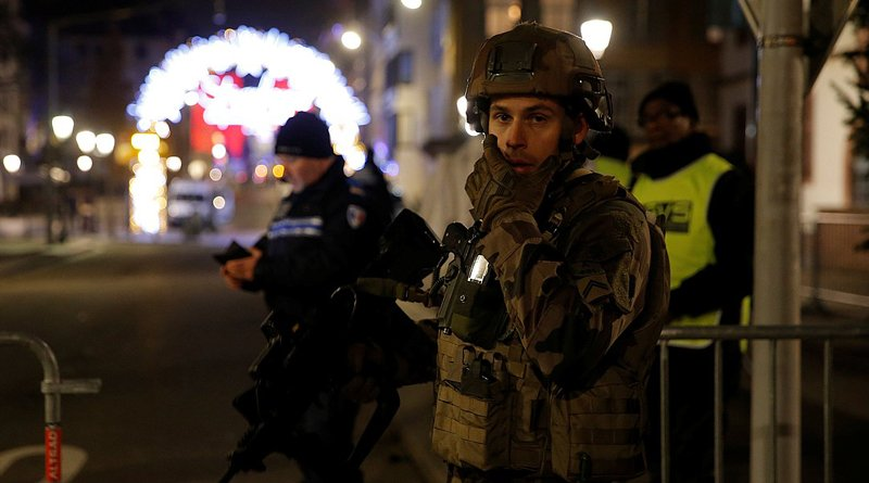 Теракт в Страсбурге что произошло