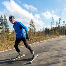 В Гомеле планируют построить лыжероллерную трассу