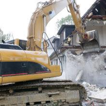 В Гомельской области снесено 2,5 тыс. пустующих домов