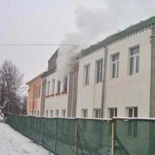 В Мозыре при пожаре дома погиб мужчина