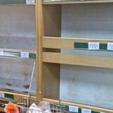 Вирус оставил белорусов без хлеба