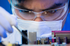 В Беларуси откроют первый инновационный центр электроники
