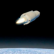 Путин принял участие в испытаниях ракеты «Авангард»