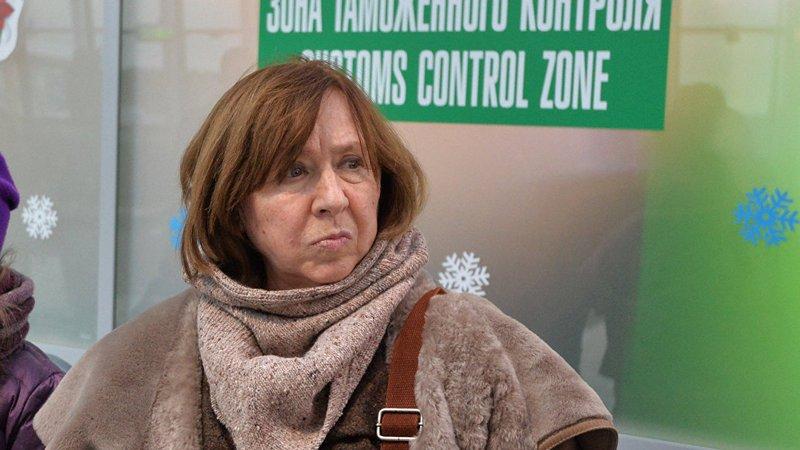 Нобелевский Пиноккио Светлана Алексиевич и ее приключения