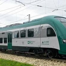 На участке Жлобин-Калинковичи-Словечно планируется запустить скорострой электропоезд