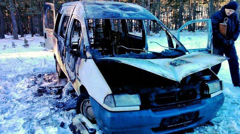 убийство таксиста в Калинковичах