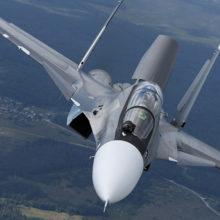 Беларусь получит от России звено самолетов Су-30СМ