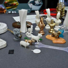 В Гомеле представят робототехнику для работы в спецусловиях