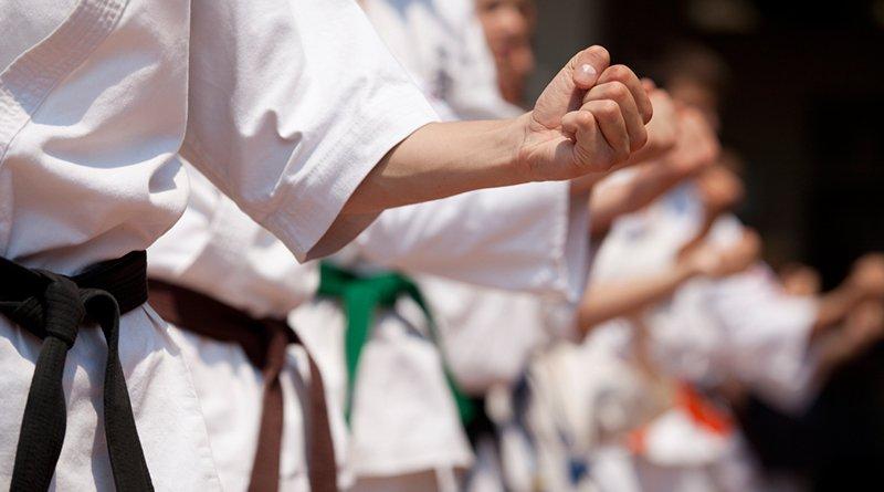 международные сборы по карате