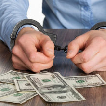 За попытку дачи взятки водителю грозит тюремный срок