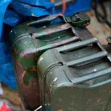 Водитель автопарка в Мозыре продал более 2 т топлива