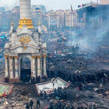 Украинцы кровью заплатили за нашу стабильность