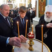 Лукашенко выделил более 900 000 рублей на обучение священников