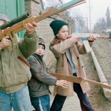 Змагары-жаўнеры: оппозиция наносит ответный удар русском миру