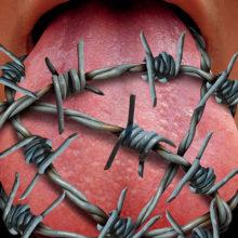 В Латвии продолжают притеснять свободу слова