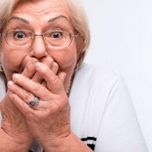 Бабушку-рецидивистку задержали в Добрушском районе