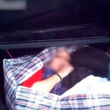 Женщину из Беларуси пытались вывезти в сумке