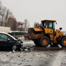 ДТП на МКАД в Минске унесло жизнь троих человек