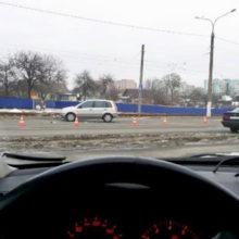 ДТП в Мозыре: на переходе сбили мужчину