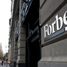 Два белоруса попали в топ-30 молодых предпринимателей по версии Forbes
