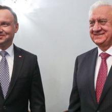 Форт Трамп vs Форт Путин или, что стоит за визитом Мясниковича в Варшаву