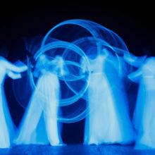Фоторепортаж: в Гомеле прошел международный фестиваль света GoLF-2019