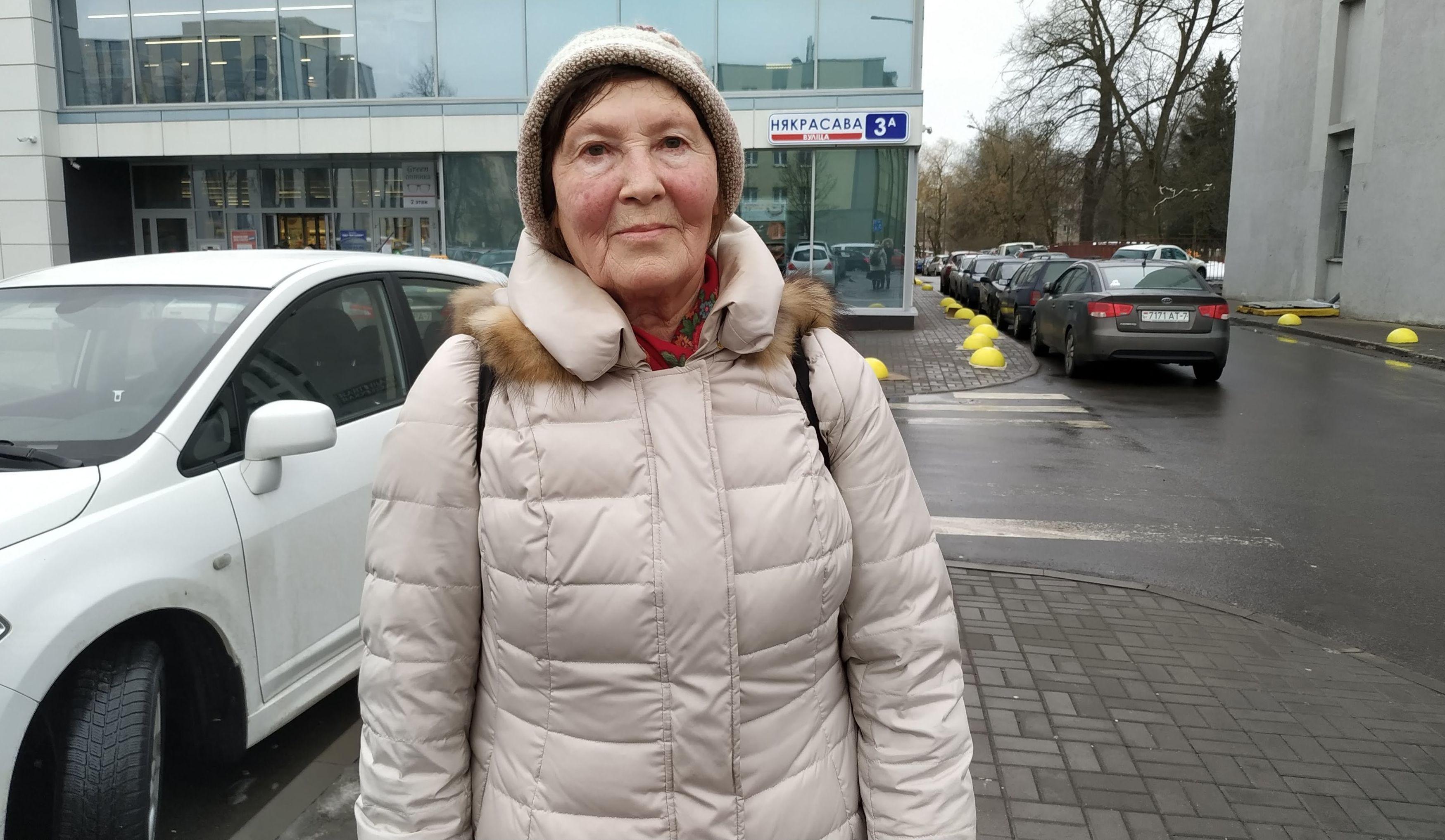 Галина Григорьевна в Беларуси совсем одна, все ее родственники живут в Сибири