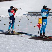 Сборную Беларуси сняли с эстафеты Кубка мира по биатлону