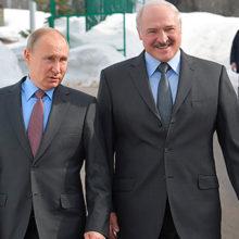 Лукашенко провел встречу с Президентом России